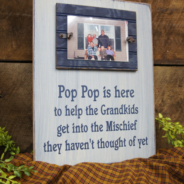 Pop Pops are Here to Help the Grandkids get into Mischief they haven ...