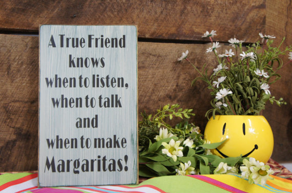 Ten Great BFF Gifts - Celebrate your Kindred Spirits with a sign l ExpressionsNmore